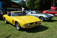 Iso Grifo (1967)
