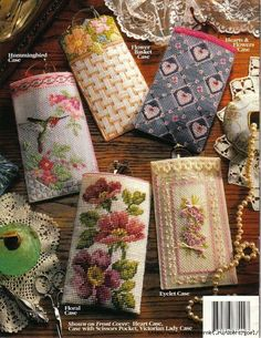 Embroidery. Eyeglass cases. Discussion on LiveInternet - Russian Service Online Diaries