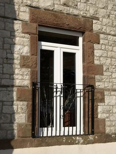 REHAU uPVC French doors. If I can't have bifold I'd like something like this https://upvcfabricatorsindelhi.wordpress.com/