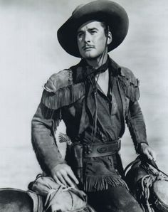I had a crush on Errol Flynn in all his movies of course... but Dodge City was one of my favorites.