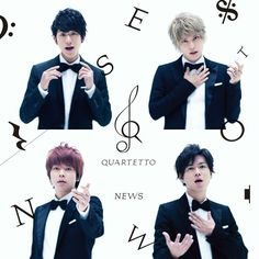 NEWS - QUARTETTO