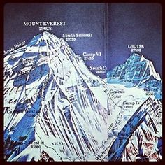 One day Ill go to Mount Everest. Maybe even summit:)
