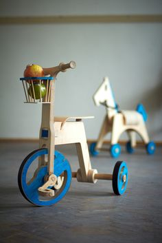 wooden toys by Mihai Stamati