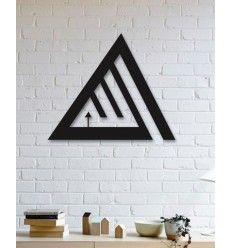 Allah Word Triangle Design Islamic Metal Wall Art Home Decor Metal Walls, Metal Wall Art, Framed Wall Art, Wood Art, Arabic Calligraphy Art, Arabic Art, Islamic Wall Decor, Tableau Design, Islamic Art Pattern