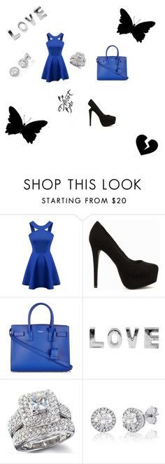 """""""LOVE vs HATE"""" by chonteana ❤ liked on Polyvore featuring interior, interiors, interior design, home, home decor, interior decorating, Chicnova Fashion, Nly Shoes and Yves Saint Laurent"""
