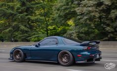 This Antonio's mint condition 1994 Montego Blue RX7 FD3S. This 13B machine which has covered 84k miles and has been…