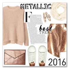 """""""best trend 2016"""" by myduza-and-koteczka ❤ liked on Polyvore featuring H&M, Boohoo, MANGO, Rebecca Minkoff and Babaton"""