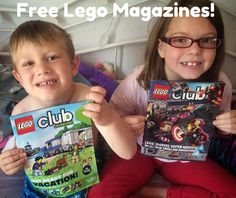 JustAddCoffee- The Homeschool Coupon Mom : Free 2-Year Subscription to LEGO Club or LEGO Club...