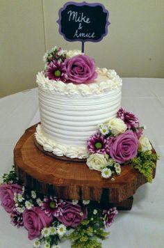 DIY Wedding Cake Inspiration