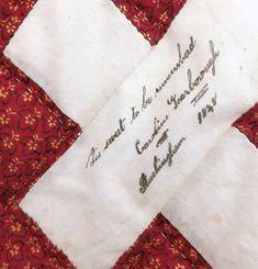 Friendship & Album Quilts : A Little History « modafabrics