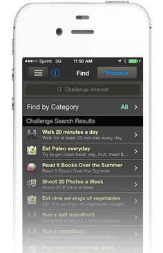 #challengepact , #iphoneapps , #apps , #iphone , #freeapps Meet new friends all over the world on Challenge Pact who share the same goals you do! For more information please visit our websitehttp://bit.ly/1yRiJx9