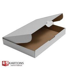 100  Maxibrief-Kartons Karton Kartons Versandkartons 240x160x45 WEIß TOP!