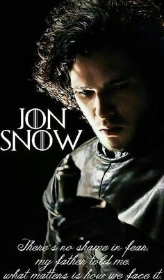 Jon Snow makes my heart throbbbb