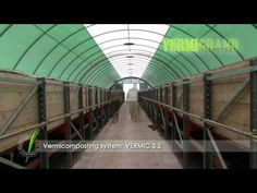 The advanced vermi composting facility VERMIC 3.2 HD - YouTube