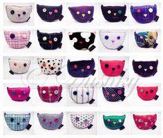 Kitties Toys by Dushky