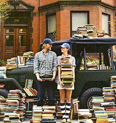 Viure envoltat de llibres...