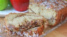 Fall is here!!! Bake Apple Fritter Bread!