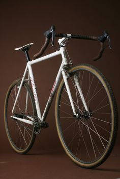 """Vanilla Bicycles - Cross   """"Light and mean like a mud eating chipmunk after long hard winter."""""""
