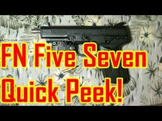 Fn FiveSeven 5 7x28mm Quick Peek