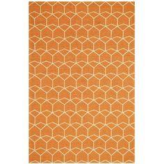 Jaipur Rugs Barcelona Red Orange indoor/outdoor rug