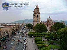 EL MEJOR HOTEL DE MORELIA. En Best Western Plus Gran Hotel Morelia, le invitamos a conocer y descubrir una de las ciudades más importantes y visitadas de nuestro país, por supuesto nos referimos a la capital michoacana. Reserve hoy, llamando al (443)3228000, le brindaremos la información que necesite para hacer de ésta, su mejor experiencia. #bestwesternmorelia
