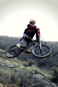 Gnarly whip #nofilter #sick #mountain #bike