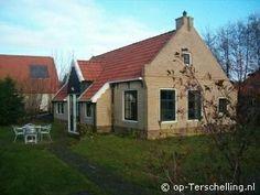 Een authentiek boerderijtje op Terschelling dat via www.waddenreisburo.nl te huur is!