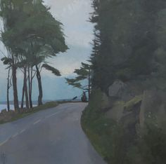 Bend in the Road. Sue Charles