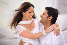 Nithin-Courier Boy Kalyan Movie Working Stills