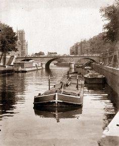 Eugène Atget  Pont Saint-Michel