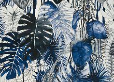 Jardin Exo Chic Fabric Christian Lacroix Fabric – Gaudion Furniture