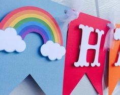 Rainbow dash cumpleaños bandera mi pequeño pony por NiuDesigns                                                                                                                                                                                 Más