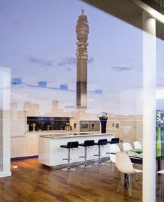 Fitzrovia apartment - BT Tower