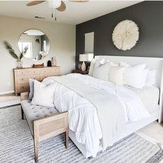 Cheap Home Decor .Cheap Home Decor Bedroom Decor For Couples, Home Decor Bedroom, Living Room Decor, Diy Bedroom, Scandi Bedroom, Bedroom Black, Interior Livingroom, Cama Design, Suites
