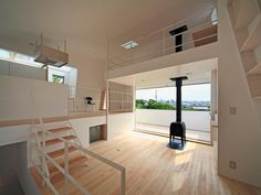 STOCK architects constructs angular house in osaka