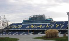 The Home Field of Navy football located in Annapolis, MD