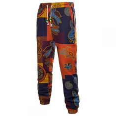 Make a statement by being unique. #green #ecofriendly #healthyplanet #environment #gifts #lifestyle #greenhome #gogreen #ourplanet African Clothing For Men, African Men Fashion, Ethnic Fashion, Mens Fashion, Ankara Fashion, African Women, Jogger Pants Style, Printed Trousers, Fashion Pants