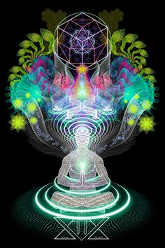Sacred Geometry Meditation.