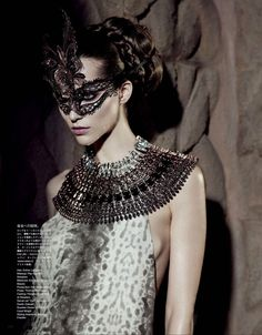 The Enchanting Promise:Vogue Japan March 2013