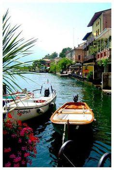Limone,Brescia, Italy