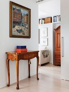 Clean & Classic Entryway | photo Donna Griffith | Jill Greaves Design | House & Home
