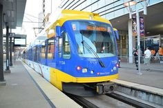 Minneapolis Light Rail Transportation