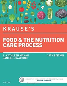 Krause's Food & the Nutrition Care Process, 14e (Krause's Food & Nutrition Therapy) * You can get additional details at the image link.