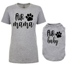 Fur Mama and Fur Baby Fur Mama Fur Baby Fur Mama and Fur