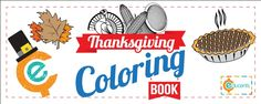 FREE Thanksgiving Coloring Book - Frugal Homeschool Family
