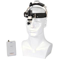 Medical Headlamp,TOPCHANCES 5W LED Surgical Headlight High-power Medical Headlight Dental HeadLamp