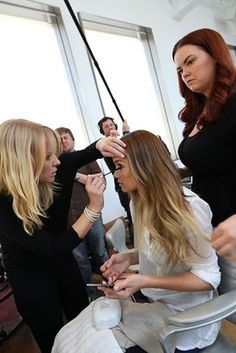 lauren conrad - LOVE her hair color!