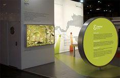 Land Securities - exhibition design