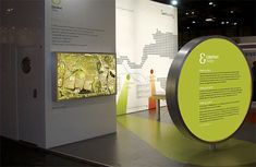 Land Securities - exhibition design