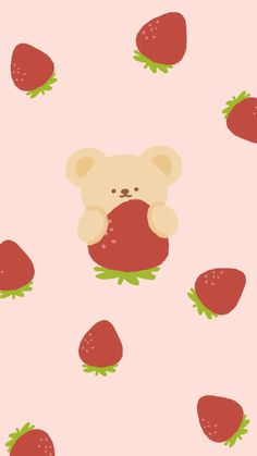 Cute Food Wallpaper, Cute Pastel Wallpaper, Soft Wallpaper, Cute Patterns Wallpaper, Iphone Background Wallpaper, Retro Wallpaper, Kawaii Wallpaper, Cartoon Wallpaper, Best Quotes Wallpapers